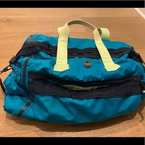Large Lululemon Duffle/Gym Bag